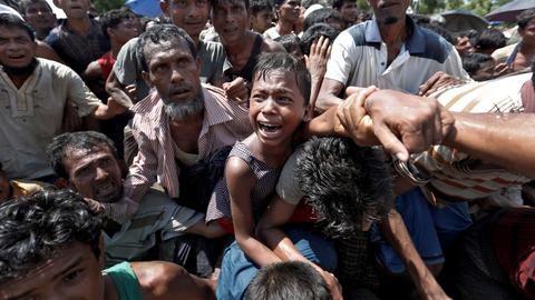 UN extends probe into Myanmar violence