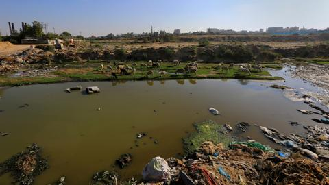 Gazans hope Palestinian reconciliation will end water, power crisis