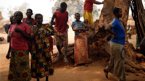 Fighters use sexual violence against women in Central African Republic