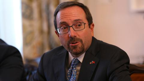 US seeks official explanation for arrest of staff in Turkey, says envoy