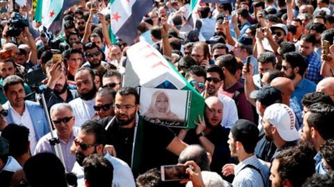 The story of the dedicated Syrian opposition activists murdered in Istanbul