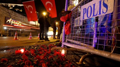 Turkey slams Denmark for releasing suspect over Istanbul attack