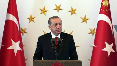 Turkish President accuses US of sacrificing its strategic partnership