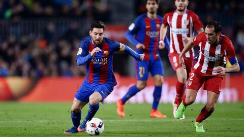 Catalan referendum adds spice to Barca-Atletico Madrid clash