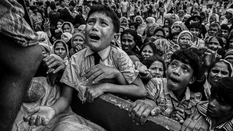 We are creating a lost generation of Rohingya children