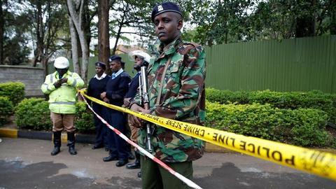 At least six killed in northern Kenya school attack