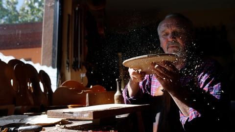 In this Serbian village, violins are made with love