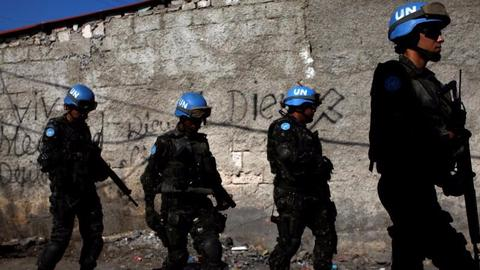 UN ends peacekeeping mission in Haiti
