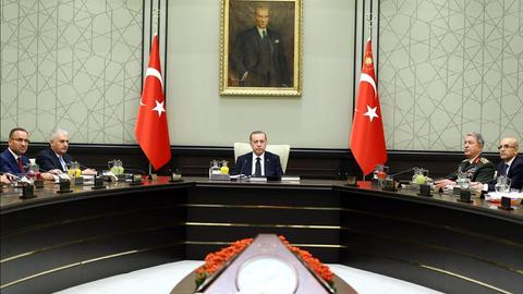 Turkey's security council proposes to extend state of emergency for 90 days