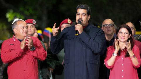 US says Venezuela regional vote neither free nor fair