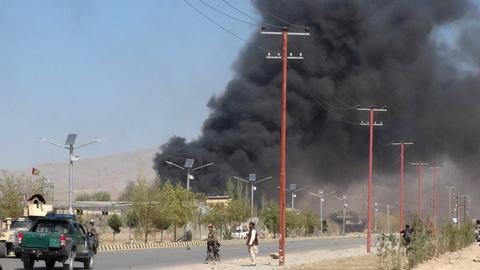 Taliban attacks across Afghanistan target police