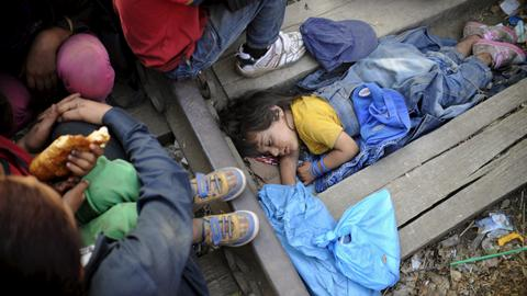 The Ones Who Walk Away: The neglect of child refugees in Europe