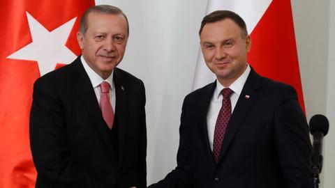 Poland expresses support for Turkey's EU membership bid