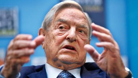 George Soros transfers $18 billion to his Open Society Foundations