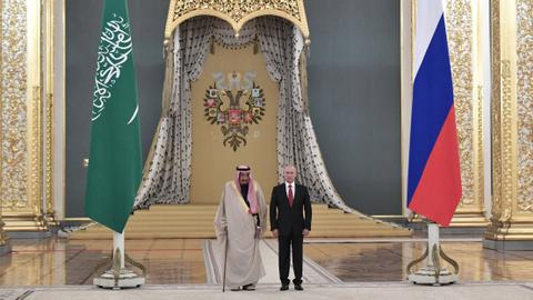 King Salman's visit to Russia: Between interests and ideology