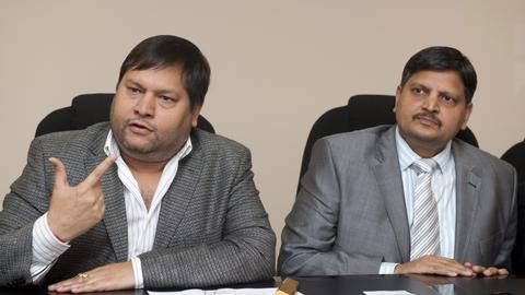 FBI opens investigation into links between US and South Africa's Guptas
