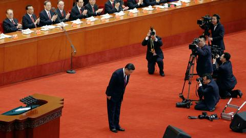 Xi Jinping could be elevated to join China's CPC legends