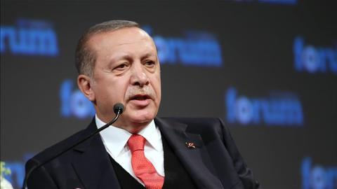 TRT World Forum concludes with speech from President Erdogan