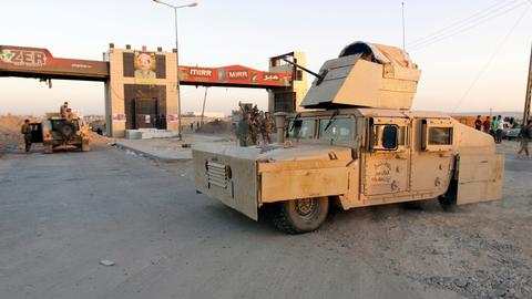Tension rise in northern Iraq as KRG soldiers return