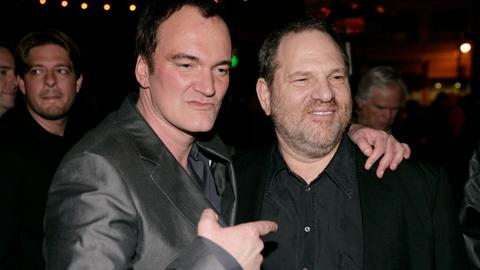 Tarantino admits knowing about Weinstein misconduct