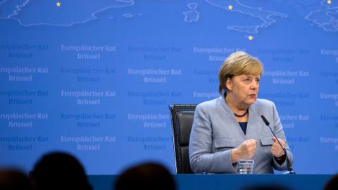 No majority in ending EU-negotiations with Turkey says Merkel