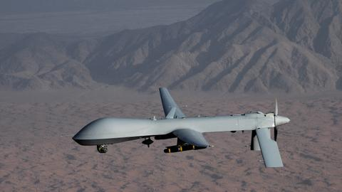 Drone strike kills 12 in Afghanistan's Paktia province