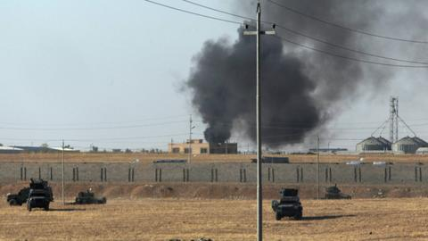Clashes reported as Iraqi army takes last KRG-held area of Kirkuk province