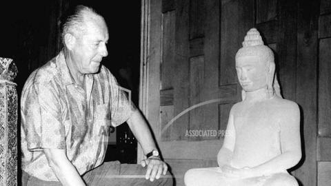 New film claims to solve Jim Thompson mystery