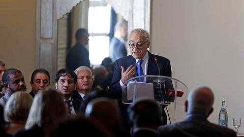 UN ends Libya talks in Tunisia without proposing new date