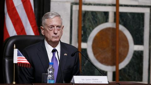 US defence chief Mattis to discuss North Korea with Asian allies