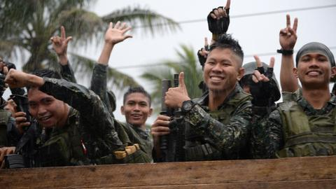 Philippines declares victory over Daesh in Marawi city