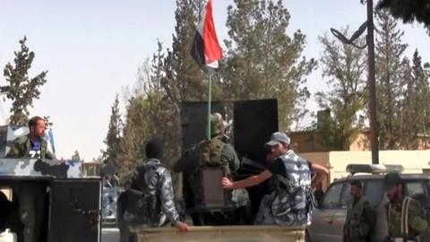 Daesh kills at least 80 in its retreat from Al Qaryatayn