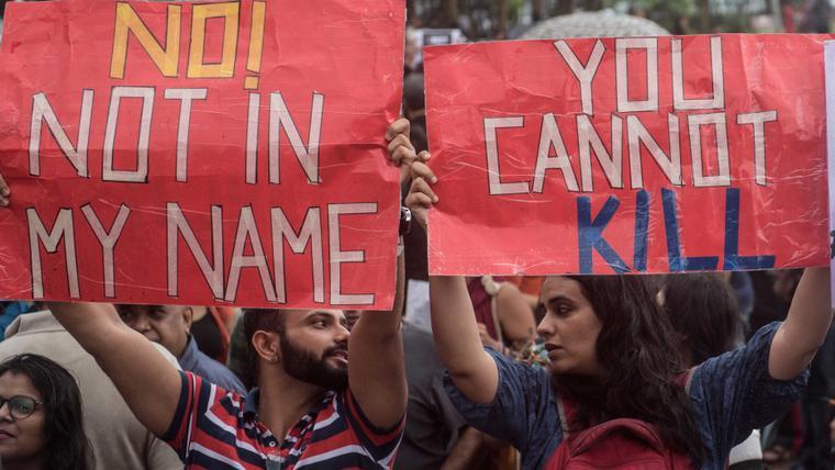 Lynching civil liberties in India