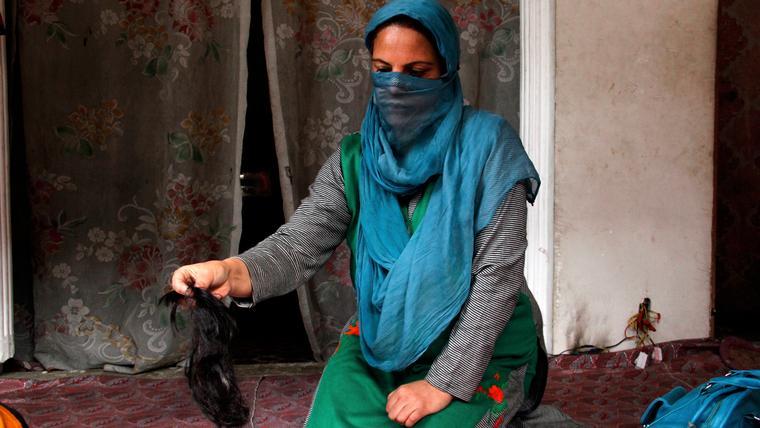 Mysterious braid-choppers who drug women stir mass panic in Kashmir
