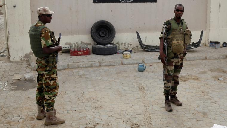 Triple suicide attack kills 13 in Nigeria