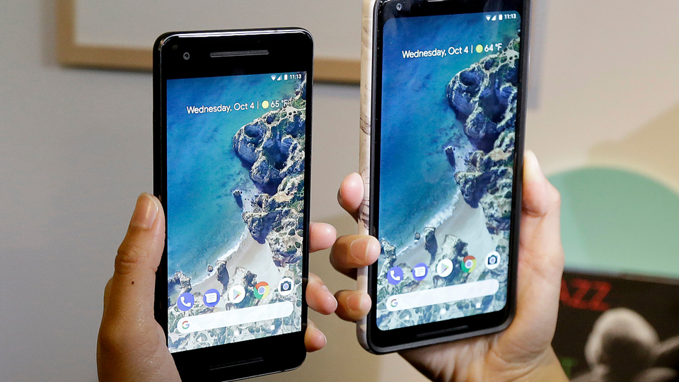 Google Pixel 2, Pixel 2 XL First Look