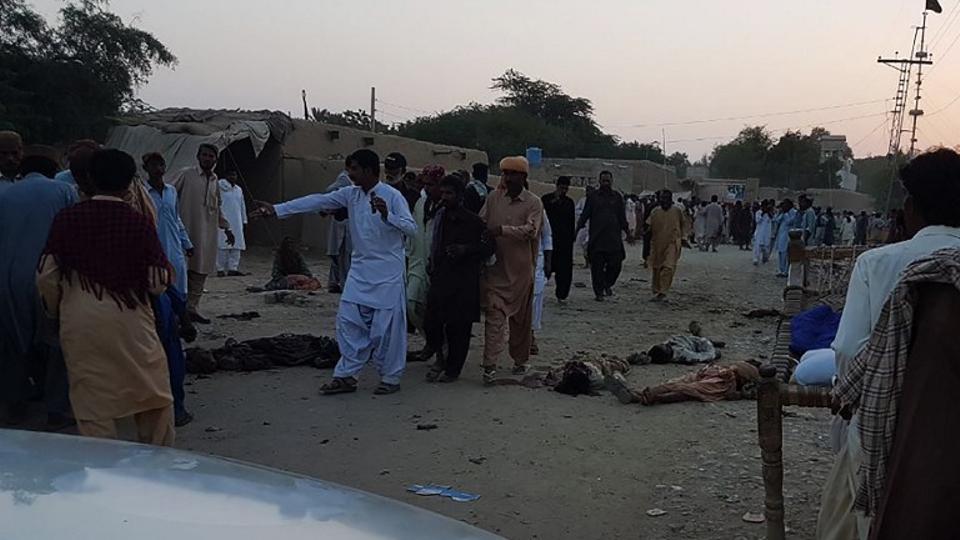 Iran Condemns Pakistan's Balochistan Terrorist Attack