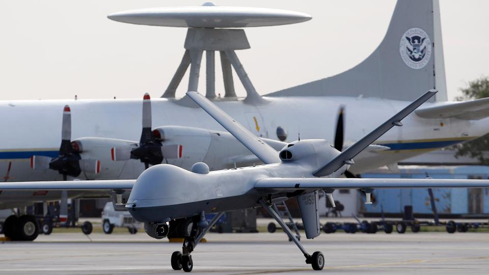 Dozens of Islamic State fighters killed in a drone attack in Yemen