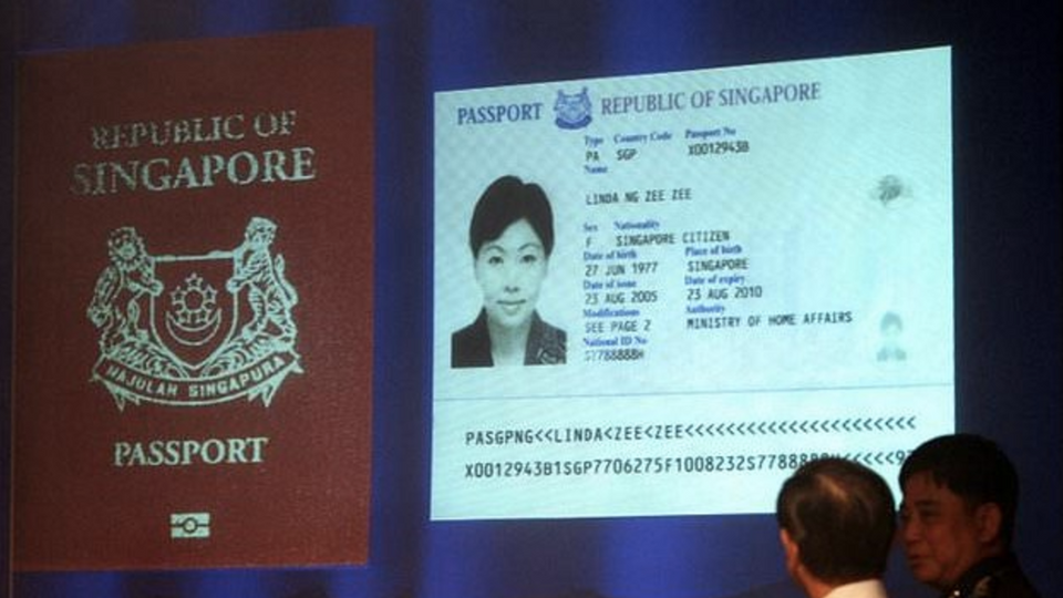 U.S. passport value plummets to 19th; Singapore No. 1