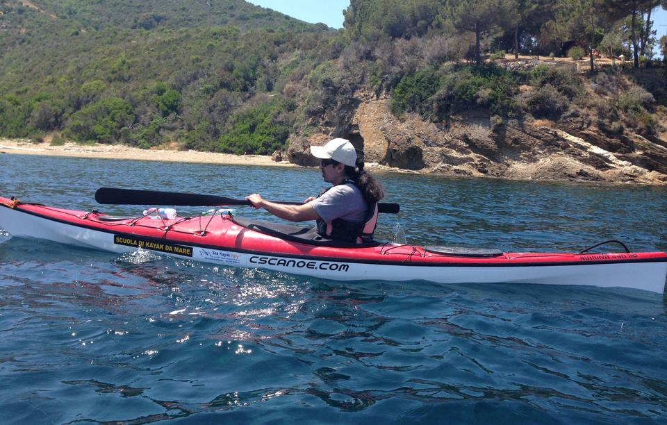 Ahmet Ustunel is practising in San Francisco these days, where he is testing different navigational aids. (Courtesy of Ahmet Ustunel)