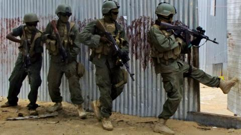 Al Shabab launches attack on Somali army base, killing at least 15