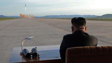 IAEA says North Korea's nuclear ambitions pose a
