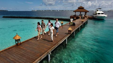 Has tourism eclipsed human rights in the Maldives?