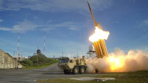 US approves sale of anti-missile defence system to Saudi Arabia