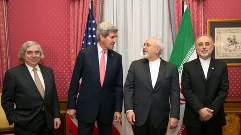 Trump to unveil new responses to Iranian
