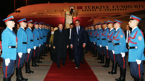 Turkey and Serbia agree to boost bilateral trade and investment