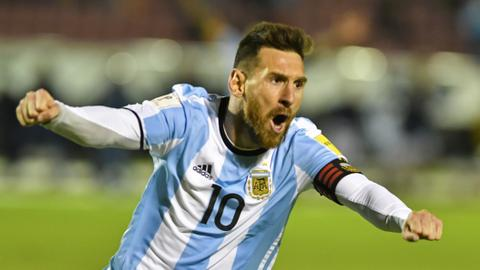Messi to the rescue once again as Argentina earn World Cup berth