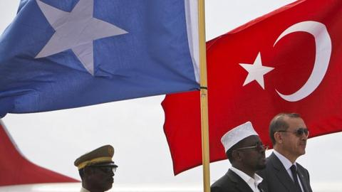 Somalia and Turkey reap rewards from mutually beneficial relationship