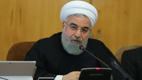 Rouhani says committed to nuclear deal as long as interests served
