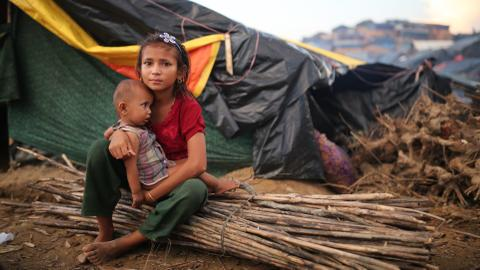 Rohingya child refugees face hell on earth: UNICEF